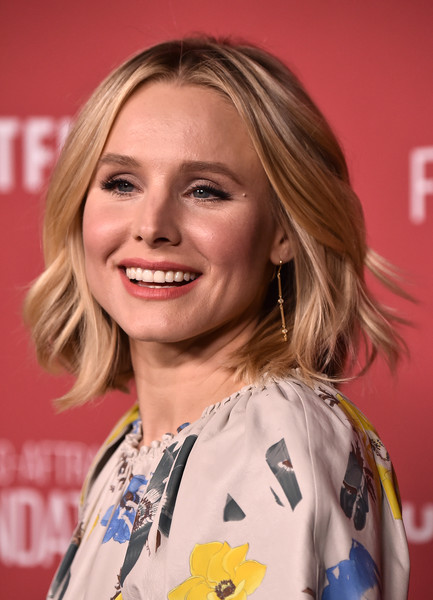 More Pics of Kristen Bell Bob (5 of 15) - Short Hairstyles ...