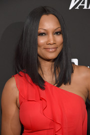 Garcelle Beauvais showed off a sleek, face-framing lob at the Haiti Rising Gala.