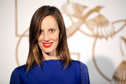 Liz Goldwyn kept it simple with this shoulder-length straight 'do at the LoveGold party honoring Lupita Nyong'o.