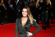 Sam Faiers Wrap Dress