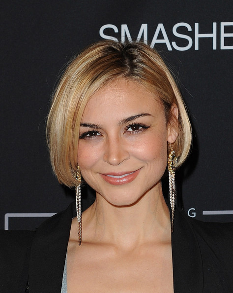 Samaire Armstrong Short Hairstyl