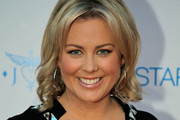 Samantha Armytage Medium Curls