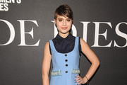 Sami Gayle Leather Clutch