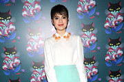 Sami Gayle Leather Purse
