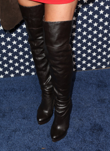 Sandra Vidal Over the Knee Boots