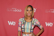 Sanya Richards-Ross Mini Skirt