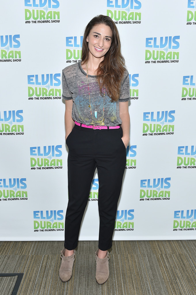 Sara bareilles ankle boots ankle boots lookbook stylebistro