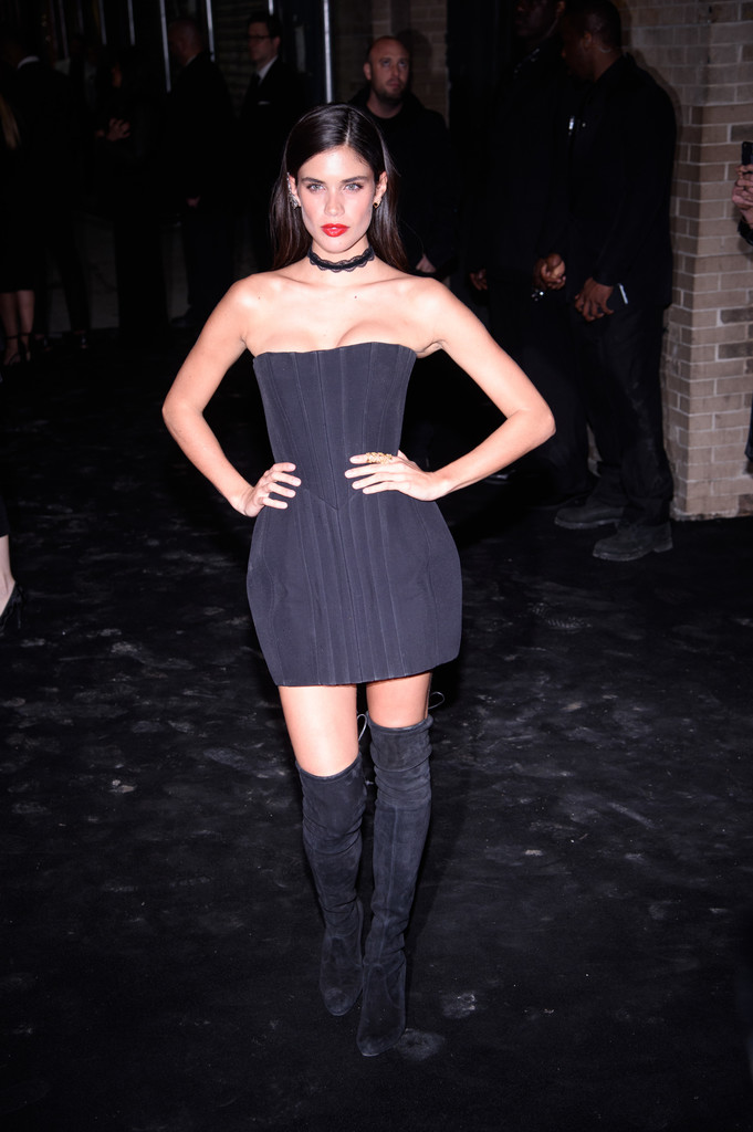 Sara Sampaio Over The Knee Boots Over The Knee Boots