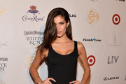 Sara Sampaio Little Black Dress