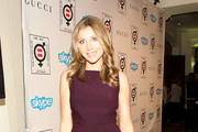 Sarah Chalke Cocktail Dress