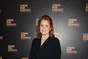 Sarah Ferguson Knee Length Skirt