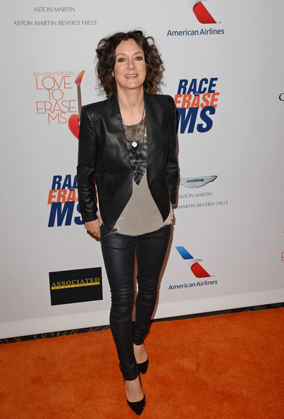 Sarah Gilbert Leather Jacket