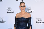 Sarah Jessica Parker Fringed Dress