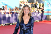 Sarah Jessica Parker Sequin Dress