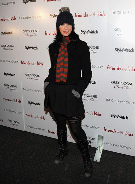 Sarah Silverman Wool Coat