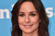 Sarah Wayne Callies Long Wavy Cut