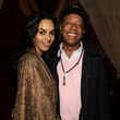 Mallika Sherawat and Russell Simmons