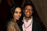 Mallika Sherawat and Russell Simmons Photo