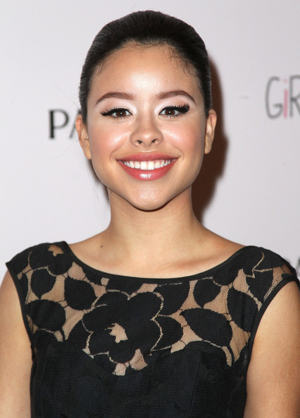 More Pics of Cierra Ramirez Little Black Dress (1 of 8) - Cierra Ramirez Lookbook - StyleBistro