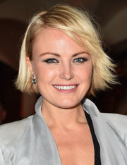 Malin Akerman sported an edgy short 'do at the screening of 'I'll See You in My Dreams.'