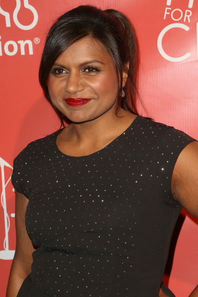 More Pics of Mindy Kaling Glitter Nail Polish (1 of 6) - Mindy Kaling Lookbook - StyleBistro [second annual hilarity for charity benefiting the alzheimers association - red carpet,the alzheimers association,hair,hairstyle,premiere,black hair,long hair,california,hollywood,avalon,mindy kaling]