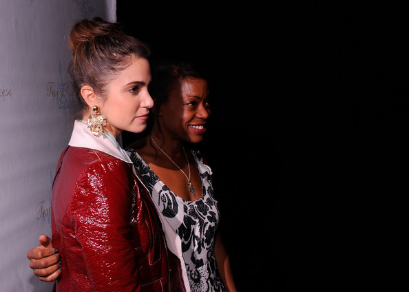 More Pics of Nikki Reed Loose Bun (1 of 3) - Loose Bun Lookbook - StyleBistro
