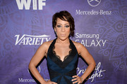 Selenis Leyva Mermaid Gown