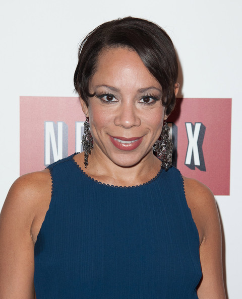 Selenis Leyva Short Side Part []