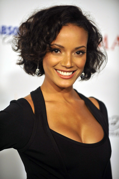 Selita Ebanks Dangle Decorative Earrings