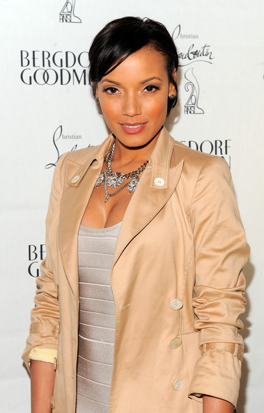 Selita Ebanks Silver Statement Necklace