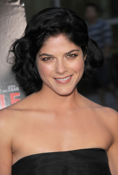 Selma Blair Hair Actress Selma Blair attends the Los Angeles premiere of ...