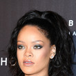 Rihanna: Without Bangs
