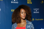 Serayah McNeill Denim Jacket