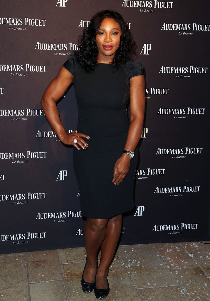 Serena Williams Little Black Dress Serena Williams Looks