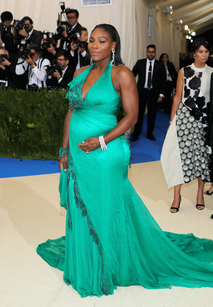 Serena Williams Maternity Dress