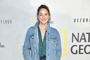 Shailene Woodley Denim Jacket