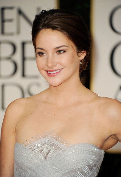 Shailene Woodley Hair