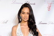 Shanina Shaik Hard Case Clutch