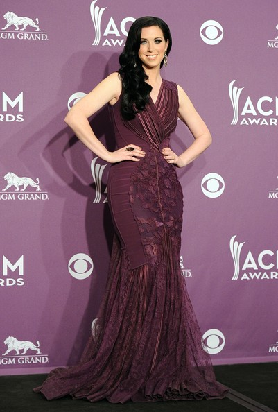 Shawna Thompson Mermaid Gown