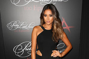 Shay Mitchell Cutout Dress