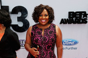 Sherri Shepherd Print Dress