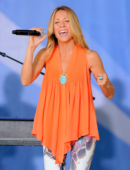 Sheryl Crow Tunic