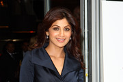 Shilpa Shetty Wrap Dress