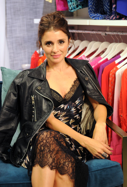 More Pics of Shiri Appleby Leather Jacket (1 of 7) - Outerwear Lookbook - StyleBistro