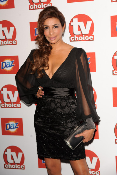 Shobna Gulati Long Curls