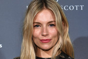 Sienna Miller Long Center Part