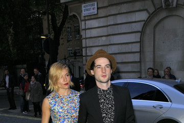"Sienna Miller Tom Sturridge ""Effie Gray"" - World Premiere - Red Carpet Arrivals"