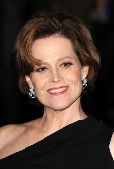 Sigourney Weaver Bob [hair,face,hairstyle,eyebrow,chin,lip,beauty,skin,cheek,shoulder,red carpet arrivals,sigourney weaver,london,england,odeon leicester square,avatar - world premiere,world premiere of avatar]
