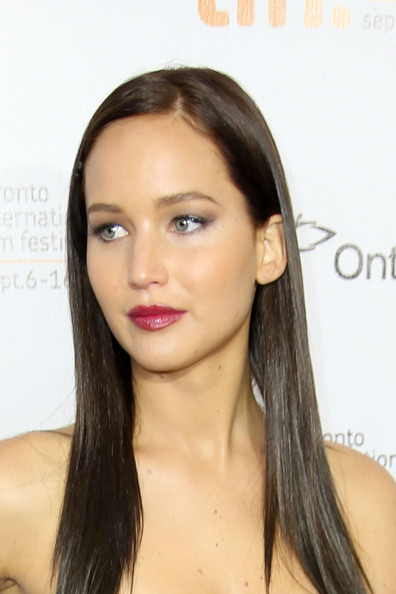 More Pics of Jennifer Lawrence Red Lipstick (5 of 43) - Jennifer Lawrence Lookbook - StyleBistro