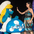 "Actress Katy Perry attends ""The Smurfs 2"" party at The 5th Annual Summer Of Sony at the Ritz Carlton Hotel on April 22, 2013 in Cancun, Mexico."